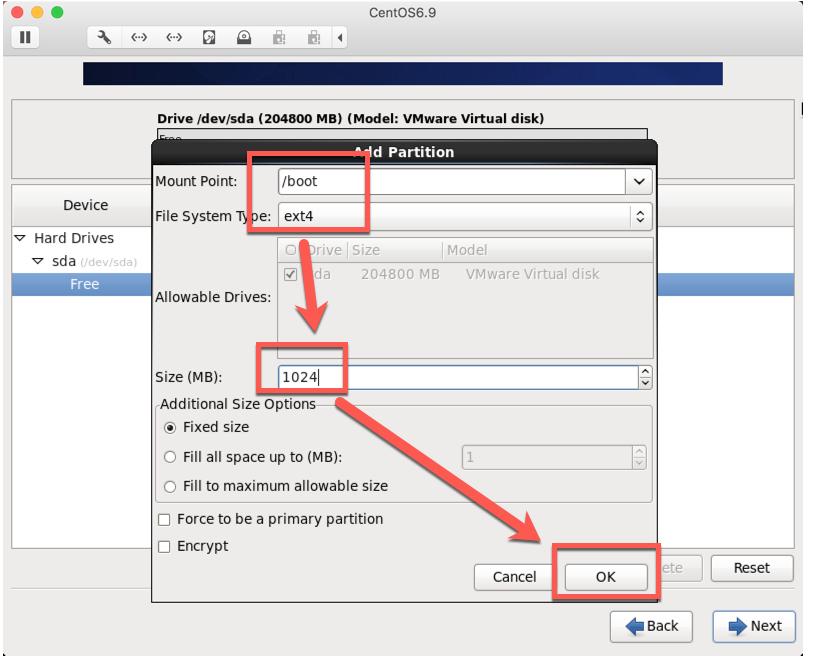 Linux基础教程之Linux系统安装:以centos6.9为例