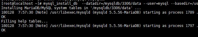 mysql-yum安装多实例