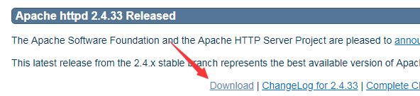 Apache官网2