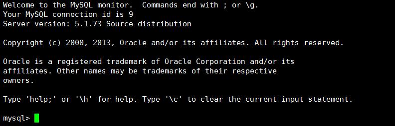 CentOS6中的mysql及基本用法0